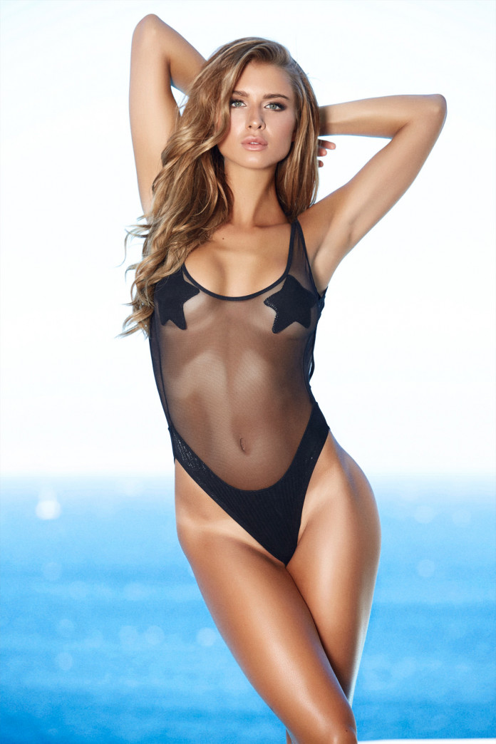 Black Mermaid One Piece