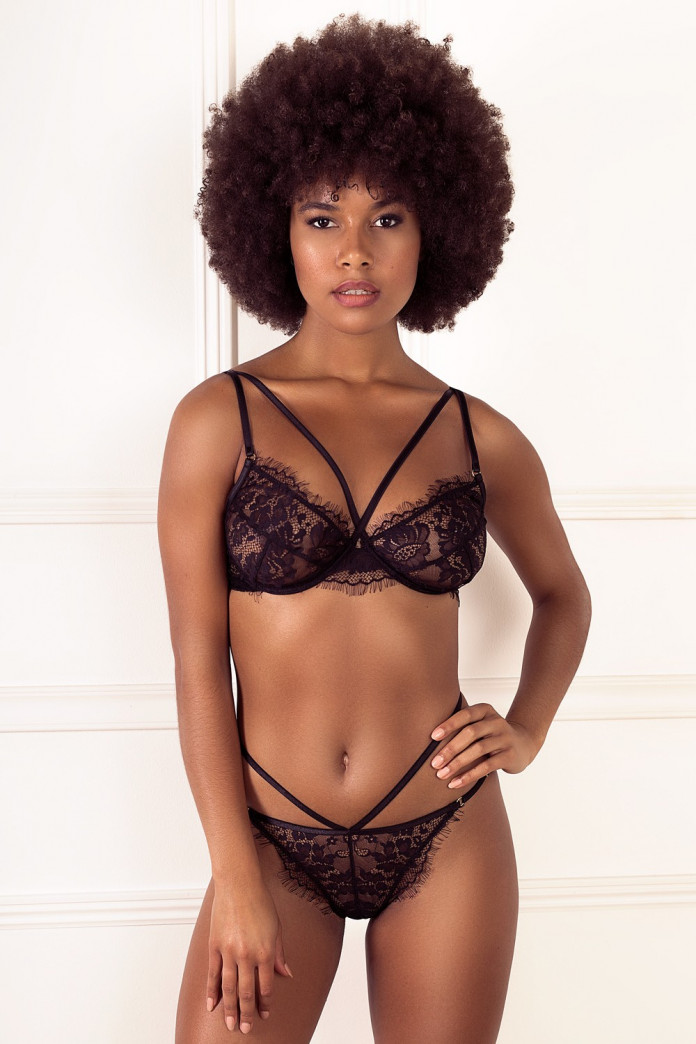 Cross Lace Set