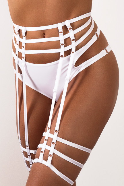 The Perfect White Base Panty